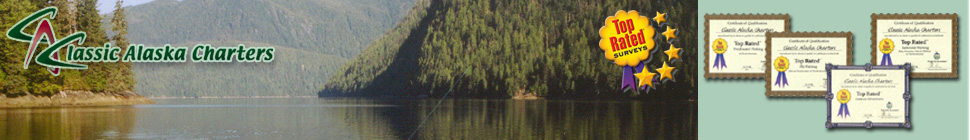 Ketchikan Alaska Fishing header image 2